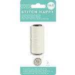 We R Memory Keepers - Stitch Happy Collection - Thread - White