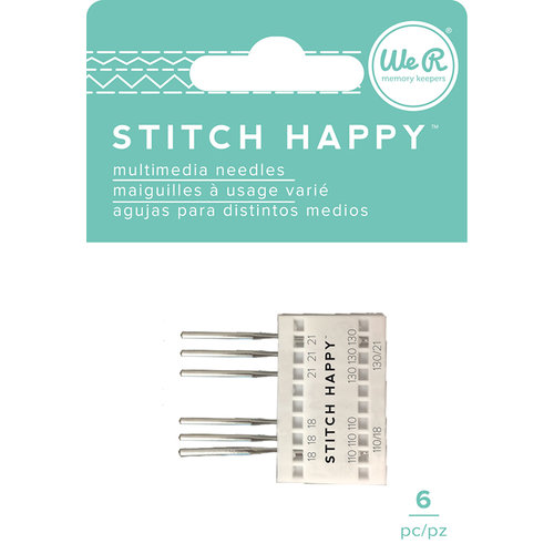 We R Memory Keepers - Stitch Happy Collection - Needles