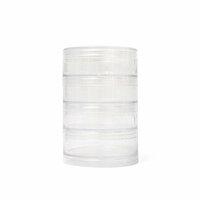 We R Memory Keepers - Storage Bottles - Large Screw Stack Jars