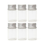 We R Memory Keepers - Storage Bottles - Medium Glass Jars