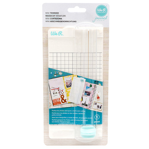 We R Memory Keepers - Journal Studio Collection - Mini Paper Trimmer