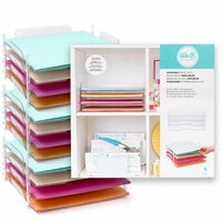 We R Memory Keepers - Stack and Nest Paper Trays - 12 Pack