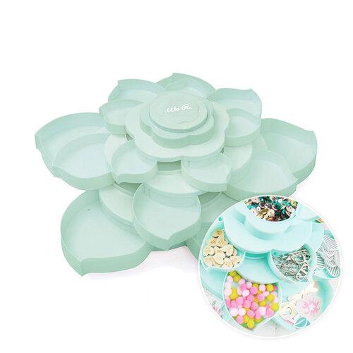 We R Memory Keepers - Bloom Embellishment Storage - Mint