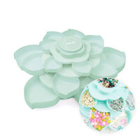 We R Memory Keepers - Bloom Embellishment Storage - Mint
