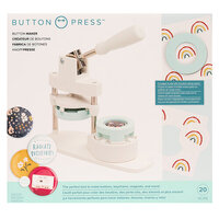 We R Memory Keepers - Button Press Collection - Button Maker Kit