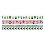 We R Memory Keepers - Washi Tape - Succulent