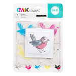 We R Memory Keepers - Stamp Kit - CMYK - Bird