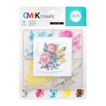 We R Memory Keepers - Stamp Kit - CMYK - Rose