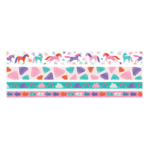 We R Memory Keepers - Washi Tape - Unicorn