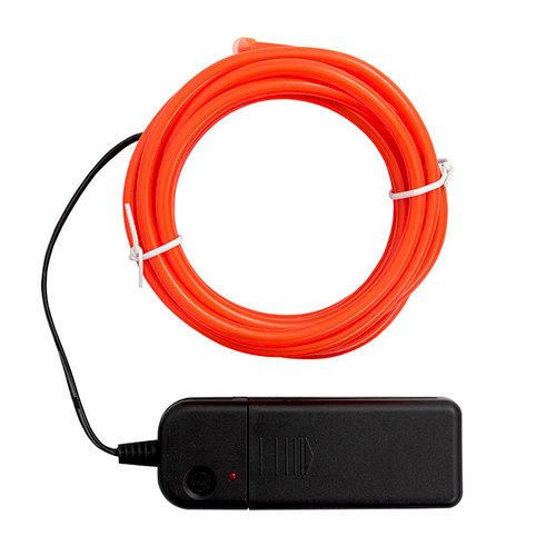 We R Memory Keepers - Big Happy Jig - Neon Wire - Burnt Orange