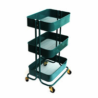We R Memory Keepers - A La Cart Collection - Cart - Emerald Green