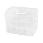 We R Memory Keepers - Snap Box - 3 Tier