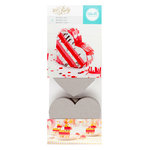 We R Memory Keepers - DIY Party Collection - Mini Pinata - Heart - 3 Pack