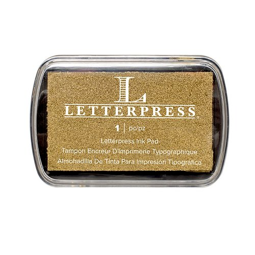We R Memory Keepers - Letterpress - Ink Pads - Gold