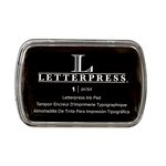 We R Memory Keepers - Letterpress - Ink Pads - Black