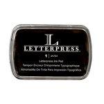 We R Memory Keepers - Letterpress - Ink Pads - Black
