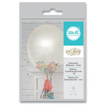 We R Memory Keepers - DIY Party Collection - Balloons - Clear