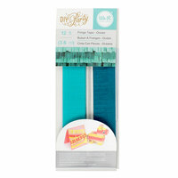 We R Memory Keepers - DIY Party Collection - Mini Pinata - Fringe Tape - Ocean