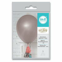 We R Memory Keepers - DIY Party Collection - Balloons - Silver