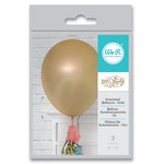 We R Memory Keepers - DIY Party Collection - Balloons - Gold