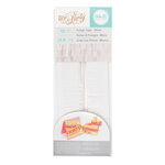 We R Memory Keepers - DIY Party Collection - Mini Pinata - Fringe Tape - White