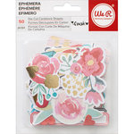 We R Memory Keepers - Crush Collection - Ephemera with Foil Accents