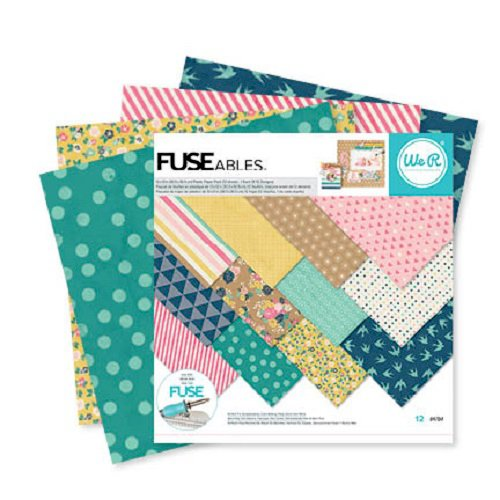 תוצאת תמונה עבור FUSEables Collection - 12X12 Paper Pad - Patterned