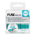 We R Memory Keepers - FUSEables Collection - Ruffle Tape - Mint