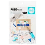 We R Memory Keepers - FUSEables Collection - Card Kit - Jen Hadfield
