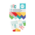 We R Memory Keepers - 3 x 5 Paper Pad - Multicolored