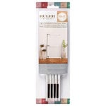 We R Memory Keepers - Ruler Studio Collection - Folded Rulers - 9 Inches - White