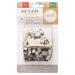 We R Memory Keepers - Ruler Studio Collection - Picture Clips