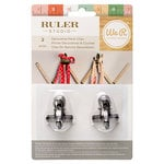 We R Memory Keepers - Ruler Studio Collection - Metal Hooks