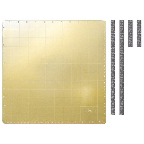 We R Memory Keepers - Tools - Foil Quill - 12 x 12 - Magnetic Mat