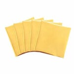 We R Memory Keepers - Foil Quill - Foil Sheets - 12 x 12 - Gold Finch