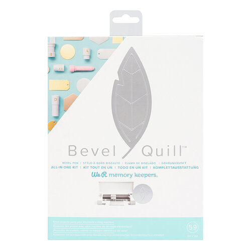 We R Memory Keepers - Bevel Quill - Starter Kit
