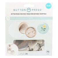 We R Memory Keepers - Button Press Collection - Refill Pack - Medium