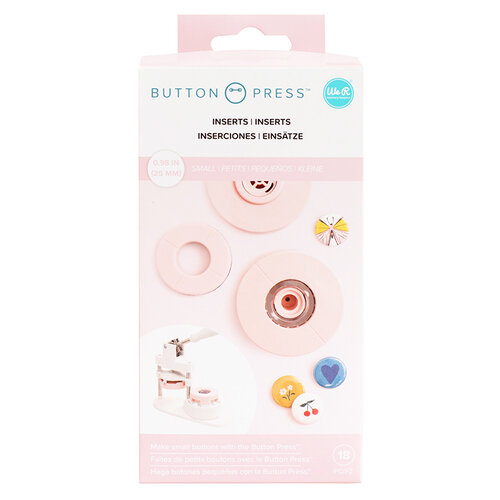 We R Memory Keepers - Button Press Collection - Insert Die - Small