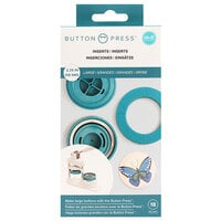 We R Memory Keepers - Button Press Collection - Insert Die - Large