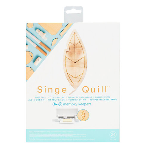 We R Memory Keepers - Singe Quill - Starter Kit