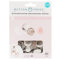 We R Memory Keepers - Button Press Collection - Refill Pack - Small