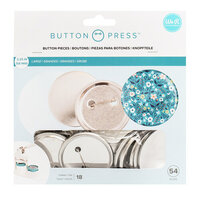 We R Memory Keepers - Button Press Collection - Refill Pack - Large