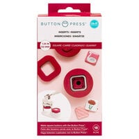 We R Memory Keepers - Button Press Collection - Square Insert