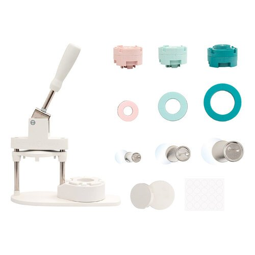 We R Memory Keepers - Button Press Collection - Button Press Bundle