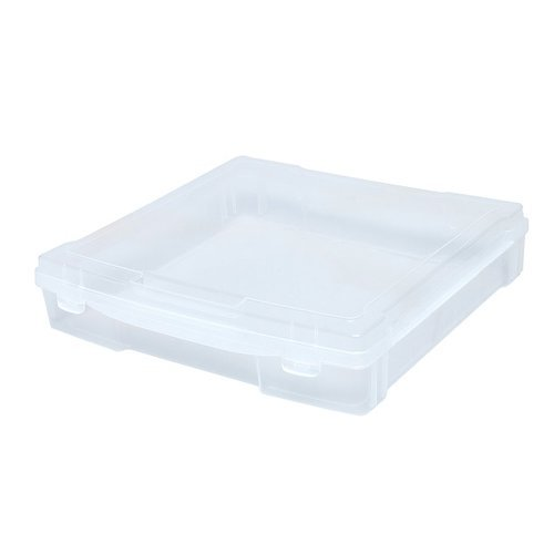 We R Memory Keepers - Craft Storage Bin - Craft and Photo Case - 12 x 12