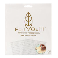 We R Memory Keepers - Foil Quill - Freestyle - Stencils - Monogram
