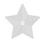 We R Memory Keepers - Revolution - Nested Dies - Dies - Star