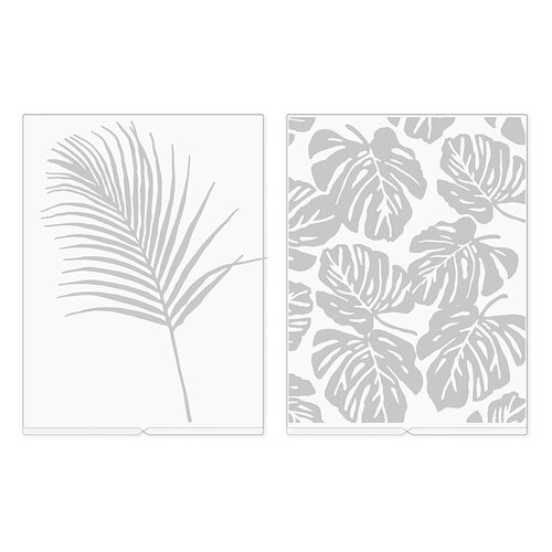 We R Memory Keepers - Revolution - Heidi Swapp - Embossing Folder