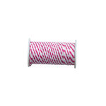 We R Memory Keepers - Happy Jig - Wire Baker's Twine - Pink - 3 Yards