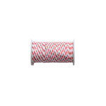 We R Memory Keepers - Happy Jig - Wire Baker's Twine - Peach - 3 Yards